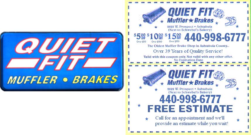 Discount muffler coupons